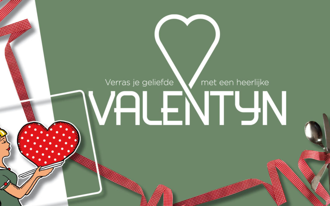 Verras je Valentijn!